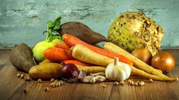 Ernährung zur Stärkung des Immunsystems